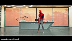 کلیپ جدید از انیمیشن SPIDER-MAN