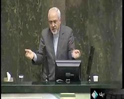 محمد جواد ظریف : تحریم های آمریکا کاغذ پاره است