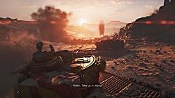 ۱۴ دقیقه ابتدایی Battlefield 5