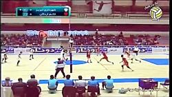 خلاصه والیبال شهرداری ...