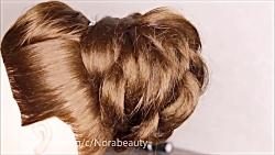 شنیون موی عروس