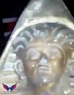 اسرار آمیزترین مجسمه د...