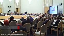 دومین کنفرانس بین المللی صیانت از حقوق بشر اورآسیا در مسکو