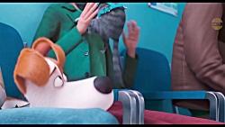 اولین تریلر انیمیشن THE SECRET LIFE OF PETS 2