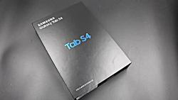 جعبه گشایی و نگاه اول به تبلت Samsung Galaxy Tab S4