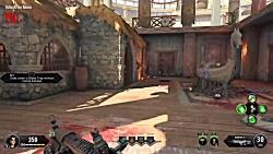 گیم پلی Black Ops 4 بخش زامبی مپ IX