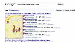 عشق پاریسی گوگل