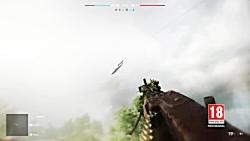 گیم پلی بازی بتلفیلد ۵ + امواج جنگ