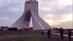 ویدیوی صفحه رسمی AFC از تهران جهت بازی فینال جام قهرمانان آسیا