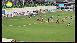 خلاصه بازی نساجی مازندران 2 - 0 استقلال خوزستان
