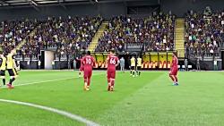 بازی فیفا 19 - لیگ انگلیس - لیورپول و واتفورد