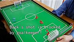 جالب ترین مهارت های فوتبال دستی
