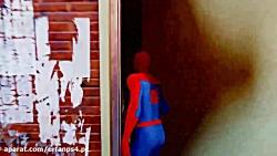 قسمت 8 spider-man تمام research station ها قسمت 1