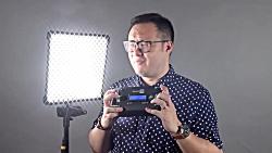 اجاره تجهیزات نورپردازی Fomex Flexible LED FL600 Review