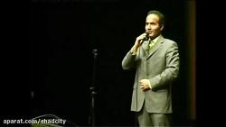 تقلید صدای بنیامین بهادری توسط حسن ریوندی