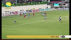 خلاصه بازی نساجی مازندران 2 – استقلال خوزستان 0