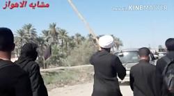 یا لثارات الحسین علیه السلام مشایه الاهواز ملاشیه حی علوی اربعین حسینی نجف کربل
