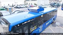 این اتوبوس، هوا را تمیز می کند!