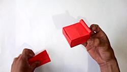 SOFA DE PAPEL - Origami How to make sofa