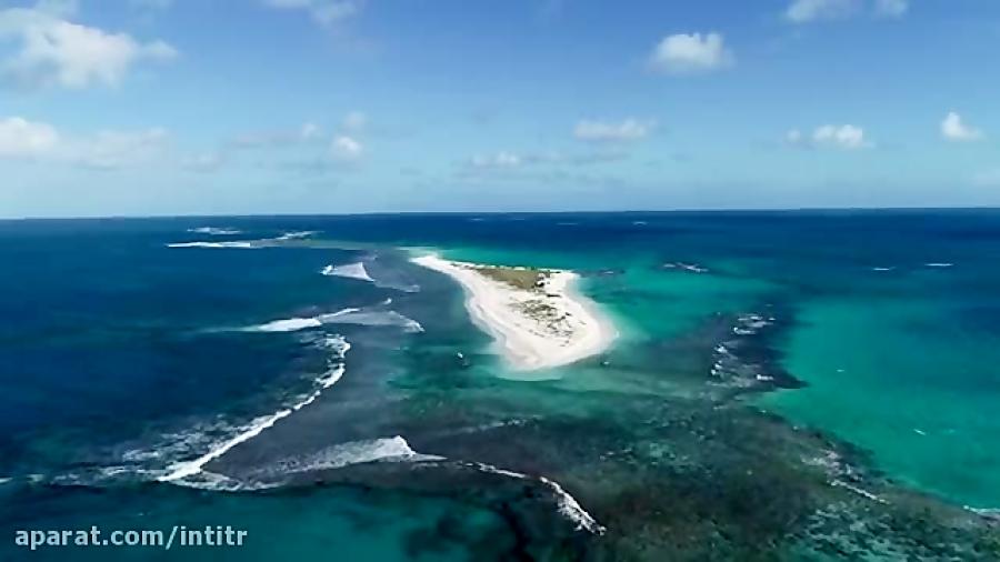 جزیرهای در هاوایی ناپدید شد!