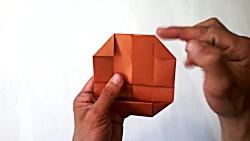 Cama de papel origami - How to Make a Paper Bed