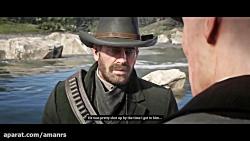 کات سین جذاب بازی Red Dead Redemption 2
