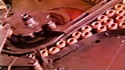 مراحل تولید یاتاقان خودرو