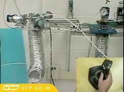 ربات Air Octor: نرم ربات هوشمند (آمریکا)