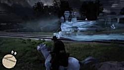 آموزش پیدا کردن قطار ارواح در بازی رد دد 2