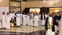 دیدنی ترین کلیپ های عربی هدیه کانال عیدالزهرا فرحة الزهراء فرحةالزهراء