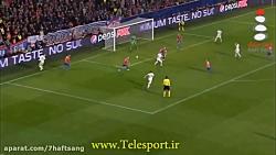پیروزی پر گل رئال مادرید مقابل ویکتوریا پلژن