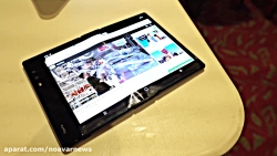 FlexPai اولین دیوایس هوشمند با نمایشگر تاشو