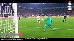 یوونتوس در لیگ قهرمانان اروپا مغلوب منچستر یونایتد شد