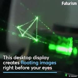 فناوری فوق العاده هولو...