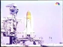 پرتاب ناموفق شاتل فضایی چلنجر