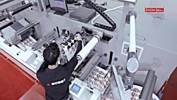 video industriale Bobst M5 Accessori (galliano 2017)