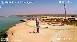 کیش جزیره زیبای ایران نگین درخشان خلیج فارس