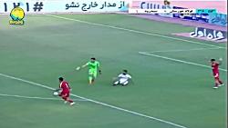 خلاصه بازی فولاد خوزستان 0-1 سپیدرود رشت - لیگ برتر ایران