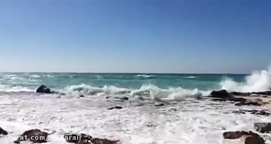 کیش ، ساحل پدیده