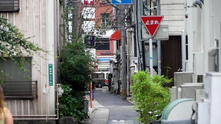 غذای خیابانی ژاپن