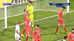 درگیری بین بازیکنان در فینال لیگ قهرمانان آسیا