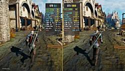 The Witcher 3 GTX 970 SLI vs. GTX 1080