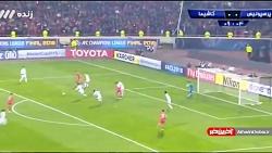 خلاصه بازی پرسپولیس-کاشیما 0-0