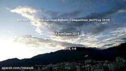 Autonomous Cars - Iran FIRA RoboWorldCup Open 2019