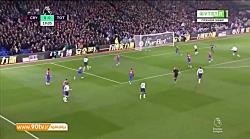 خلاصه لیگ برتر: کریستال پالاس 0-1 تاتنهام