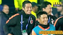 سوت پایان بازی و قهرمانی کاشیما در لیگ قهرمانان آسیا