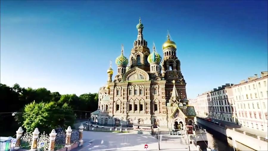 معماری با شکوه با تاریخچه غنی سن پترزبورگ