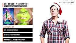 پیش بینی باکس آفیس ۲۱ آبان و فروش ۶۰ میلیونی انیمیشن The Grinch