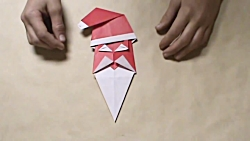 Origami Happy Santa (John Smith) - Part 2