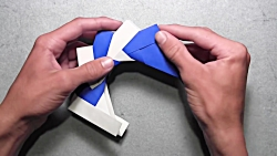 Origami 3D Ring (Paolo Bascetta)